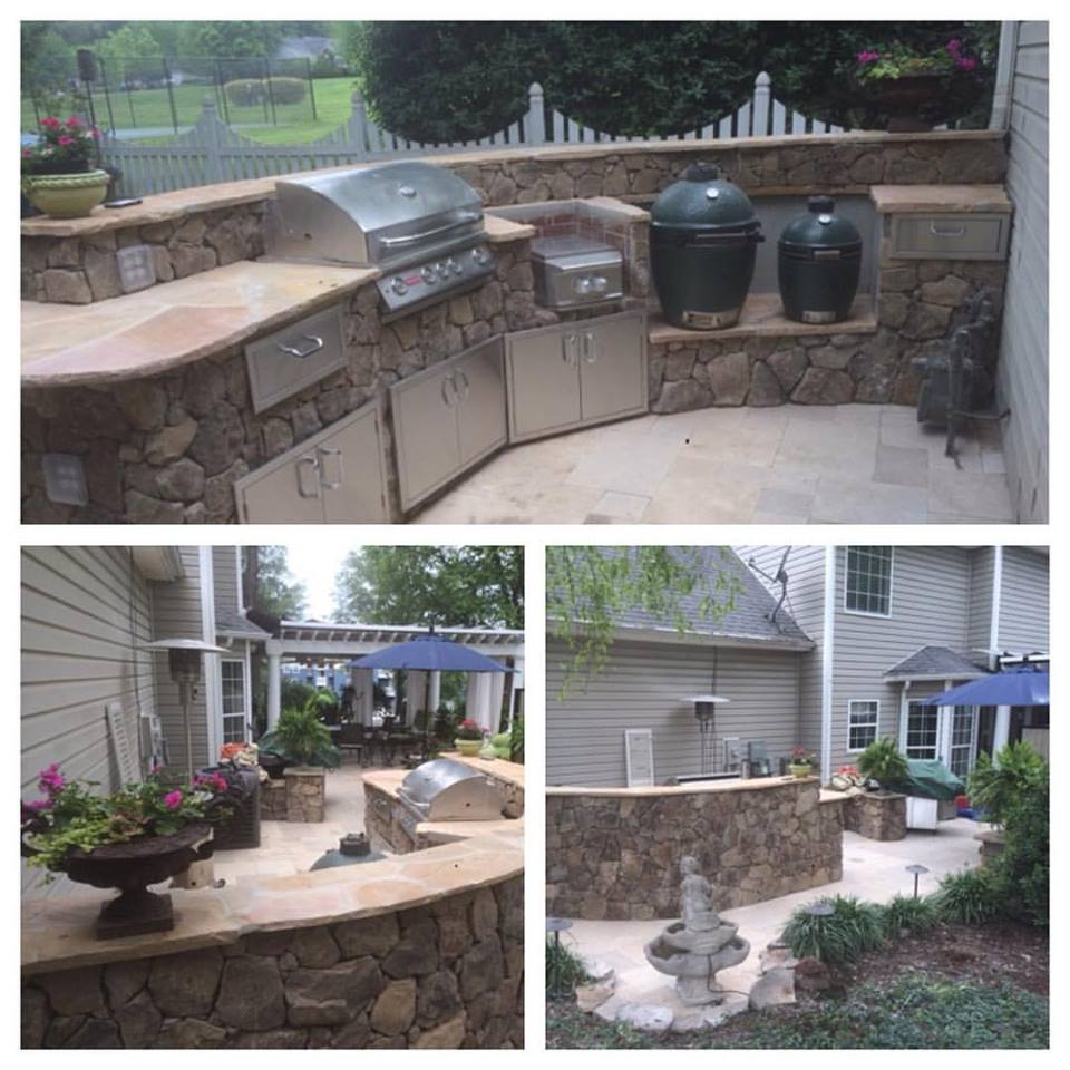 makeover my yard outdoor living landscaping and hardscaping