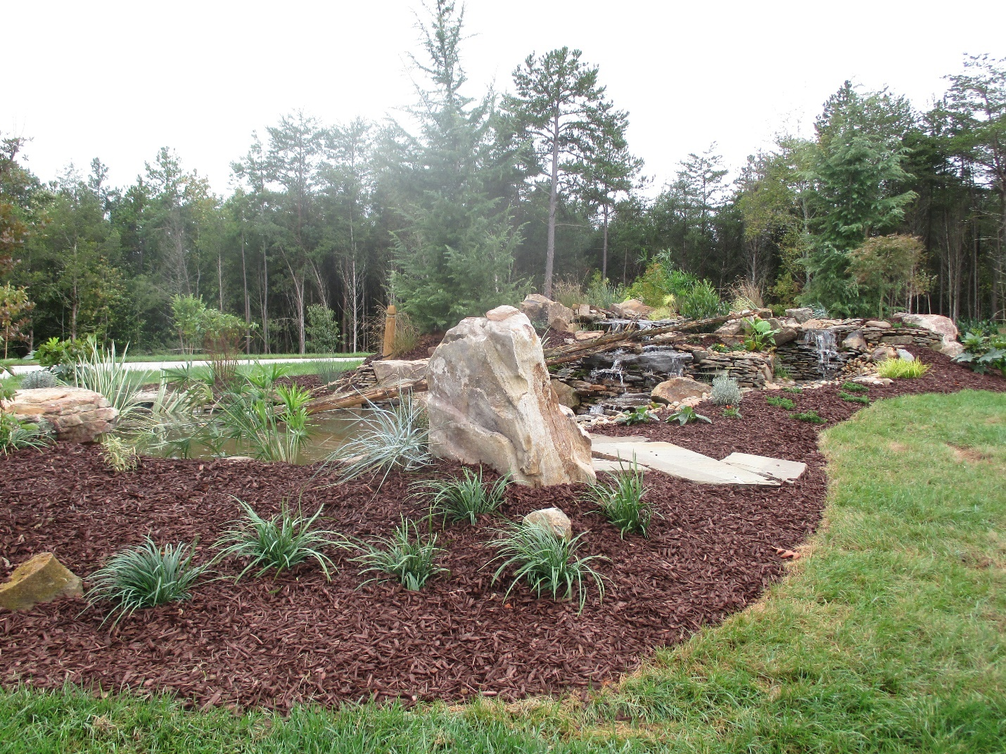 Put your trust in an experienced landscape company