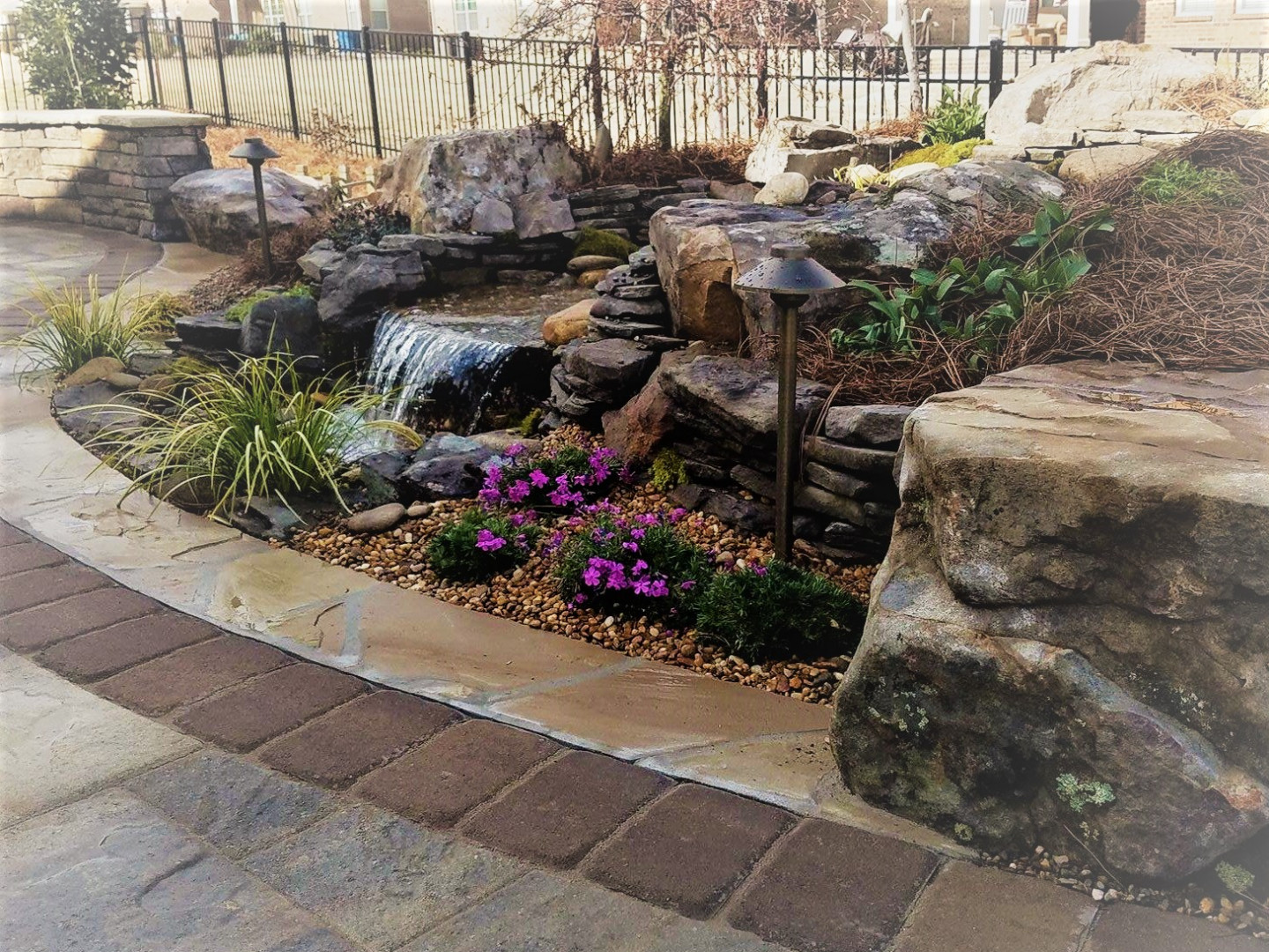 landscape design denver nc