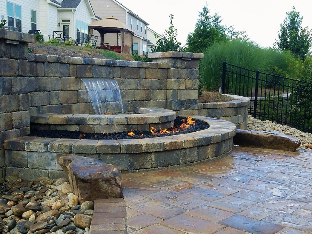 We Have The Right Materials To Build Top Quality Water Features